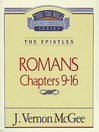 Thru the Bible Volume, 43 (eBook): The Epistles (Romans 9-16)